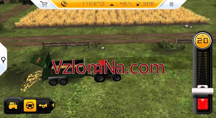 Farming Simulator 14 Коды и Читы Монеты