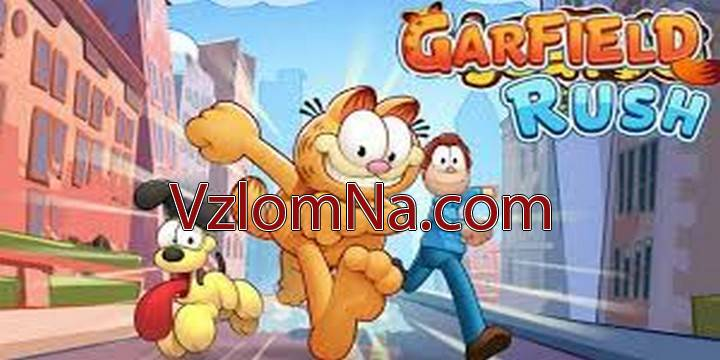 Garfield Rush Коды и Читы Монеты и Бриллианты