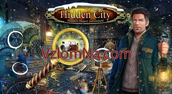 Hidden City Коды и Читы Монеты и Кристаллы