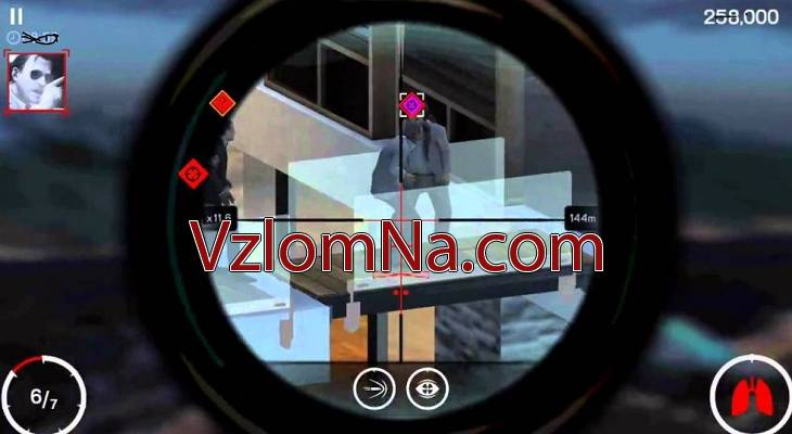 Hitman: Sniper Коды и Читы Деньги