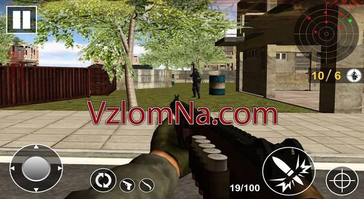 Mission Counter Attack Коды и Читы Деньги и Оружие