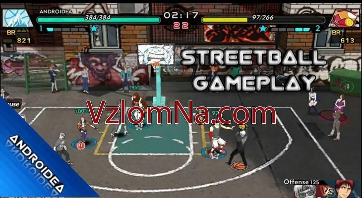 Streetball Hero Коды и Читы Энергия