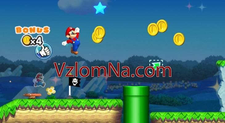 Super Mario Run Коды и Читы Монеты