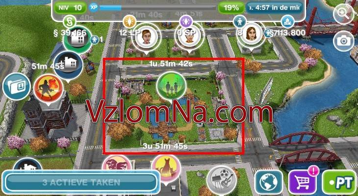 The Sims FreePlay Коды и Читы Опыт
