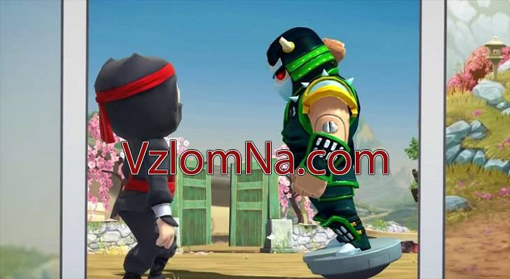 Clumsy Ninja Коды и Читы Монеты и Кристаллы