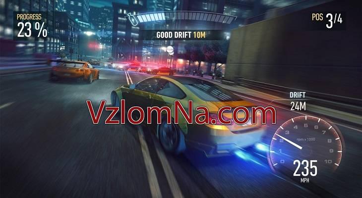 Need for Speed: No limits Коды и Читы Деньги