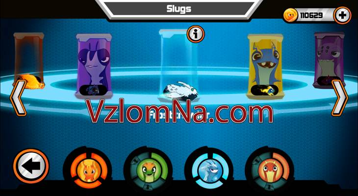 Slugterra: Slug it Out Коды и Читы Энергия