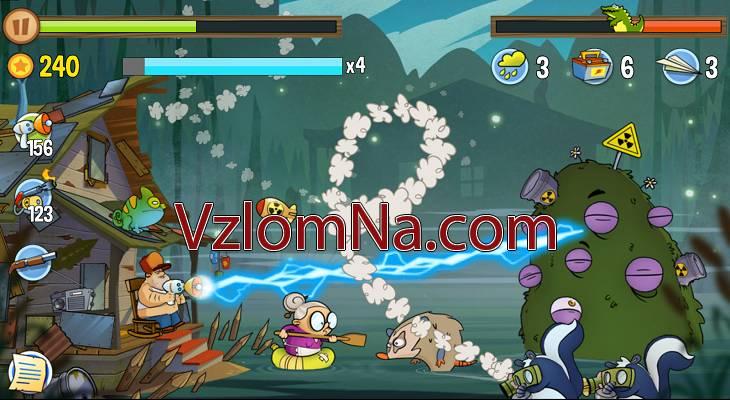Swamp Attack Коды и Читы Деньги, Энергия и Золото