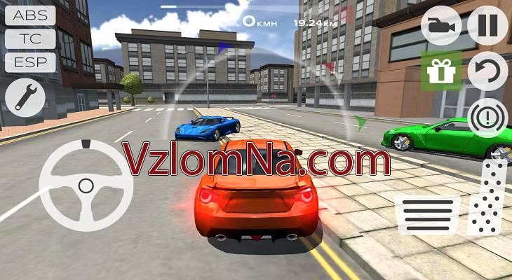 Ultimate Car Driving Simulator Коды и Читы Деньги и Бриллианты